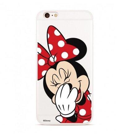 Disney Minnie 006 Back Cover Transparent pro Samsung G950 Galaxy S8