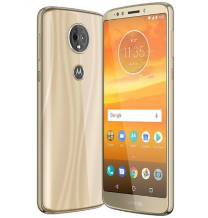 Motorola Moto E5 Plus 3GB/32GB Single SIM Zlatý - Trieda C