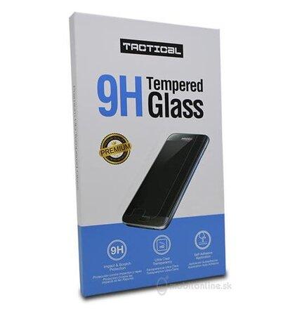 Tactical Tvrzené Sklo 2.5D Black pro Huawei P30 Lite (EU Blister)