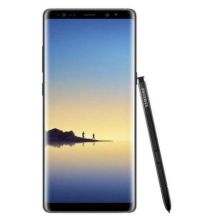 Samsung Galaxy Note 8 N950F 64GB Single SIM Midnight Black - Trieda B