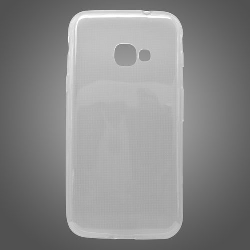 Puzdro NoName TPU Samsung Galaxy Xcover 4 - transparent