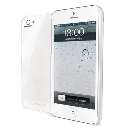 Puzdro CELLY Gelskin TPU iPhone 5/5s/SE (GELSKIN185) - transparentné