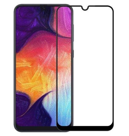 Nillkin Tvrzené Sklo 2.5D CP+ Black pro Samsung Galaxy A20/A30/A50/M30