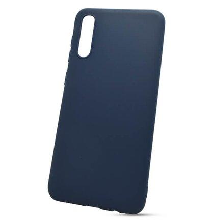 Puzdro Forcell Soft TPU Samsung Galaxy A50 A505 - tmavo-modré