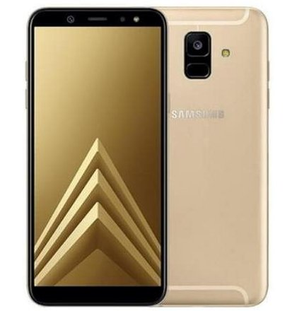 Samsung Galaxy A6 2018 A600F 3GB/32GB Single SIM Gold - Trieda A