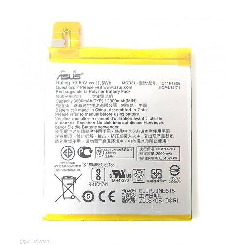 Batéria Asus Original C11P1606 Li-Pol 3000mAh (Bulk)