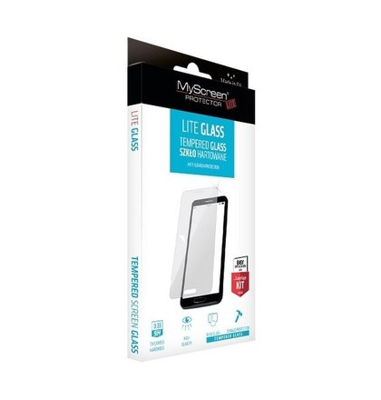 Tvrdené sklo Samsung Galaxy A3 A310 2016 MyScreen Lite, tvrdosť 9H