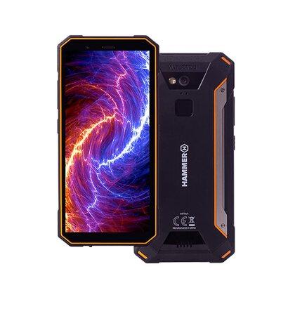 MyPhone Hammer Energy 18x9 LTE Dual SIM, Oranžový