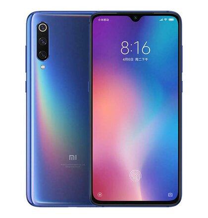 Xiaomi Mi 9 6GB/64GB Dual SIM, Modrý - SK distribúcia