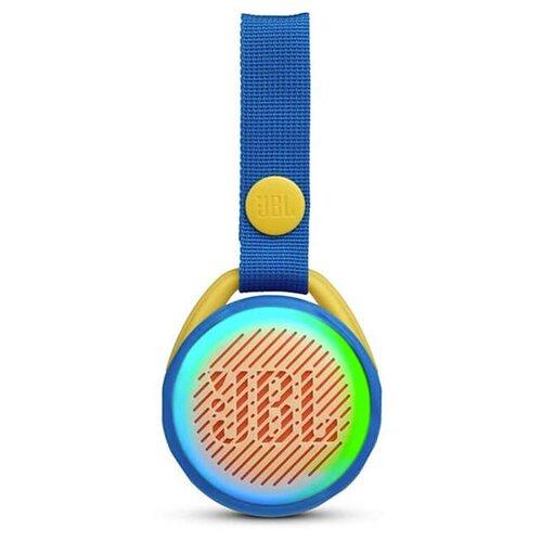 JBL JR POP Bluetooth reproduktor Modrý