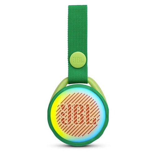 JBL JR POP Bluetooth reproduktor Zelený