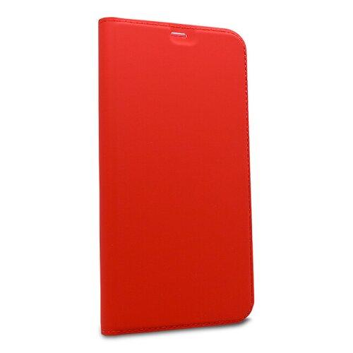 Puzdro Metacase Book Motorola G7 Power - červené