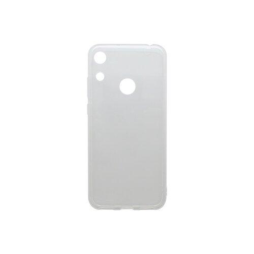 Silikónové puzdro Huawei Y6s 2019/Honor 8A, transparentné, nelepivé