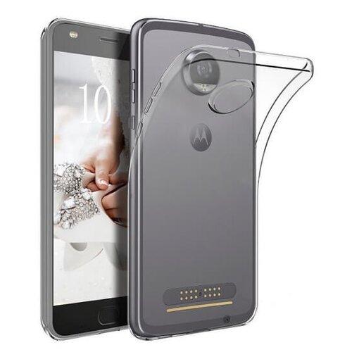 Puzdro NoName TPU 0,3mm Motorola Moto Z2 Play - transparentné