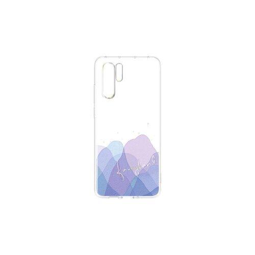 Huawei Original Clear Kryt Iridescent Fairyland pro Huawei P30 Pro