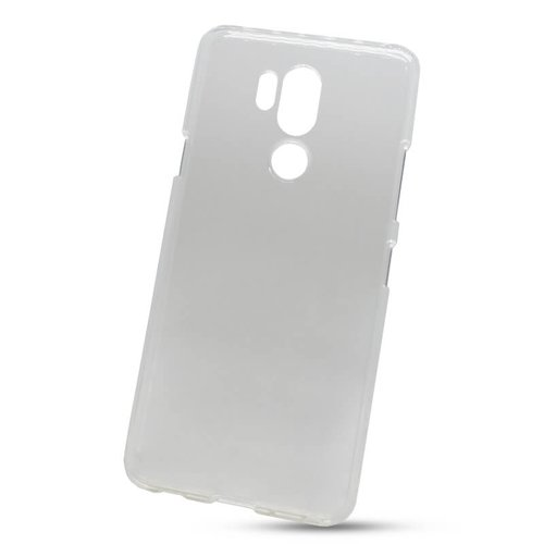 Puzdro Mercury Jelly TPU LG G7 - transparentné
