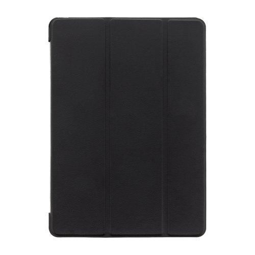 Tactical Book Tri Fold Pouzdro pro iPad 9.7 2018 Black