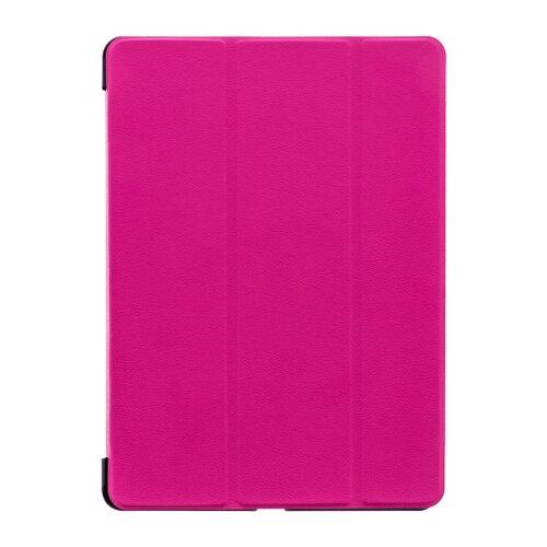 Tactical Book Tri Fold Pouzdro pro iPad 9.7 2018 Pink