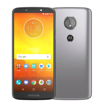 Motorola Moto E5 Plus Dual SIM, Šedý - SK distribúcia