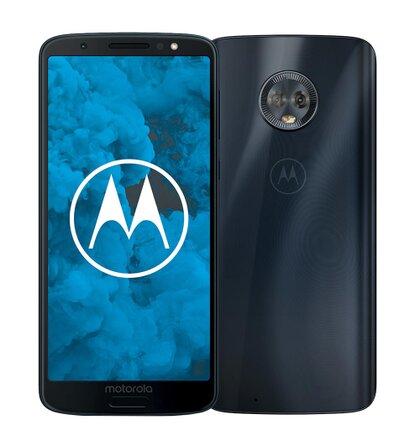 Motorola Moto G6 3GB/32GB Dual SIM, Modrý - SK distribúcia