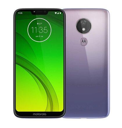 Motorola Moto G7 Power 4GB/64GB Dual SIM, Fialová - SK distribúcia