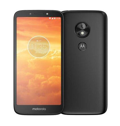 Motorola Moto E5 Play Dual SIM, Čierny - SK distribúcia