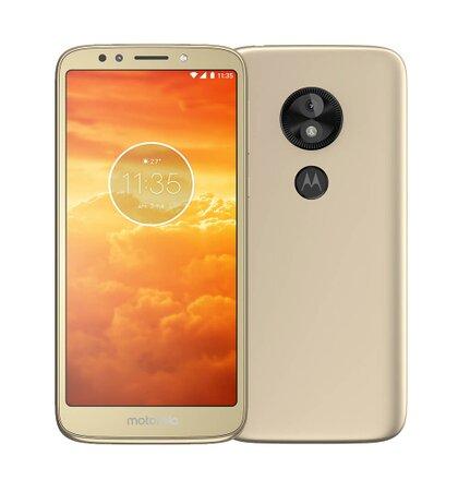 Motorola Moto E5 Play Dual SIM, Zlatý - SK distribúcia