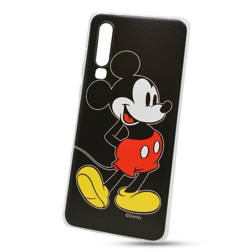 Puzdro Original Disney TPU Huawei P30 (027) - Mickey Mouse (licencia)