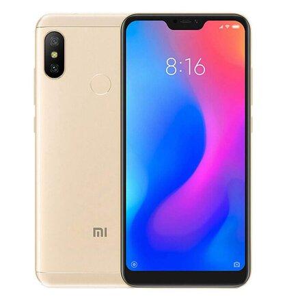 Xiaomi Mi A2 Lite 4GB/32GB Global Dual SIM, Zlatý