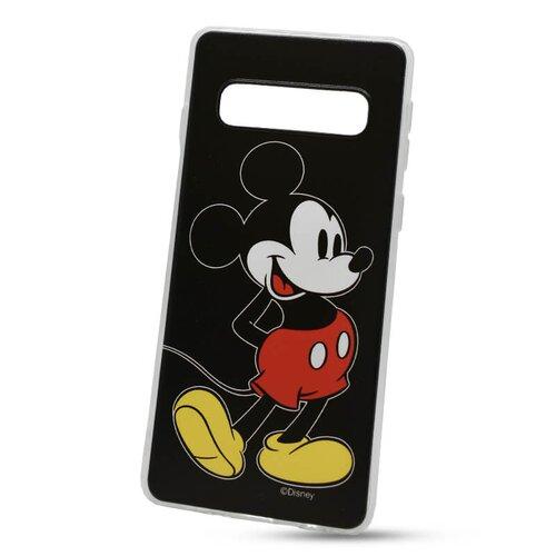 Puzdro Original Disney TPU Samsung Galaxy S10 G973 (027) - Mickey Mouse (licencia)