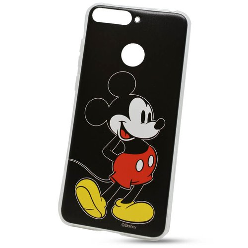 Puzdro Original Disney TPU Huawei Y6 Prime 2018/Honor 7A (027) - Mickey Mouse (licencia)