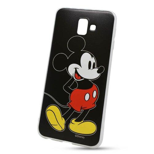 Puzdro Original Disney TPU Samsung Galaxy J6+ J610 (027) - Mickey Mouse (licencia)