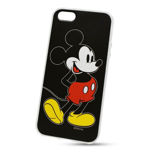 Puzdro Original Disney TPU iPhone 5/5s/SE (027) - Mickey Mouse (licencia)