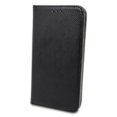 Puzdro Smart Book Moto G7 Play - čierne