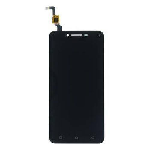 Lenovo Vibe K5 Plus - LCD Displej + Dotyková Plocha + Sklíčko s Rámom - Čierny