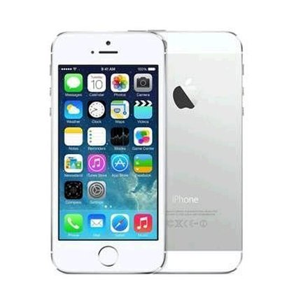 Apple iPhone 5S 64GB Silver - Trieda B