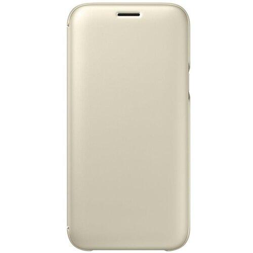 EF-WJ530CFE Samsung Folio Pouzdro Gold pro Galaxy J5 2017 (Pošk. Blister)