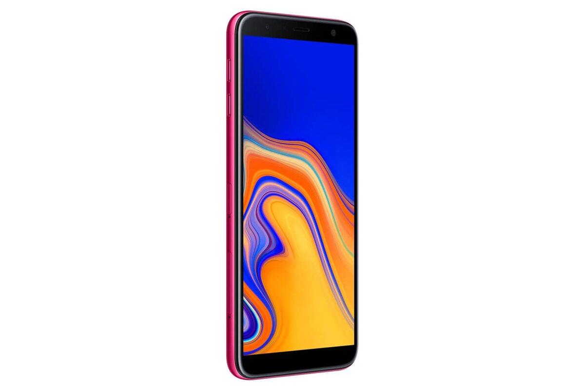 Samsung Galaxy J4+ J415 Dual SIM, Ružová - SK distribúcia