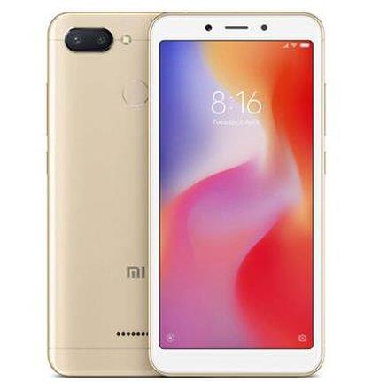 Xiaomi Redmi 6 4GB/64GB Dual SIM, Zlatý