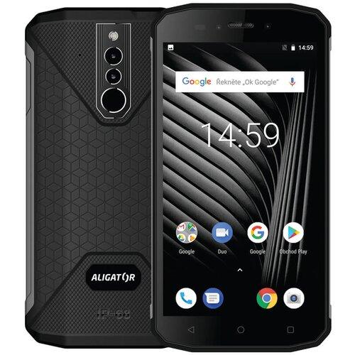Aligator RX600 eXtremo Dual SIM, Čierny