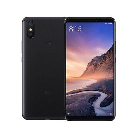 Xiaomi Mi Max 3 4GB/64GB, Čierny - SK distribúcia