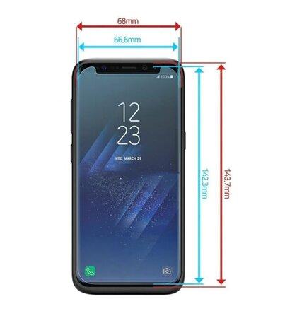 Tvrdené UV sklo GLASS PRO T-MAX Samsung Galaxy S8+ G955