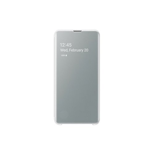 EF-ZG970CWE Samsung Clear View Cover White pro G970 Galaxy S10e (EU Blister)