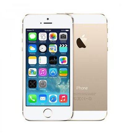 Apple iPhone 5S 16GB Gold - Trieda B
