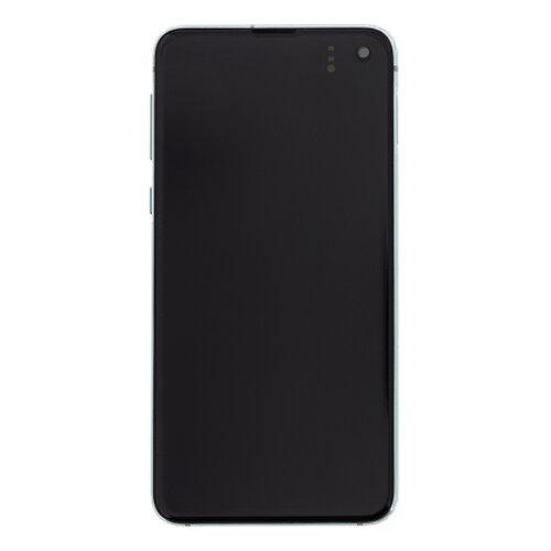 Samsung G970 Galaxy S10e - LCD Displej + Dotyková Plocha - Zelený (Service Pack)