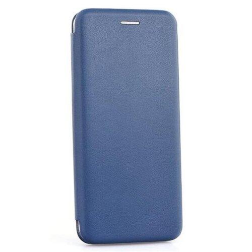 Puzdro Elegance Book Huawei P30 - tmavo-modré
