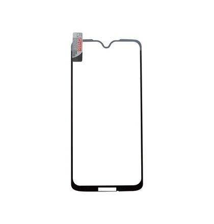 Ochranné Q sklo Moto G7 čierne, full glue