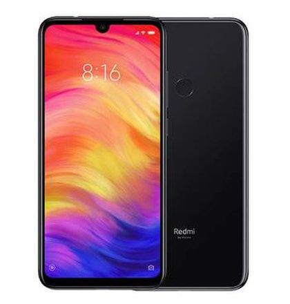 Xiaomi Redmi Note 7 3GB/32GB Dual SIM, Čierny