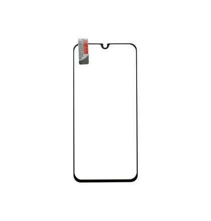 Ochranné Q sklo Samsung Galaxy A40 čierne, fullcover