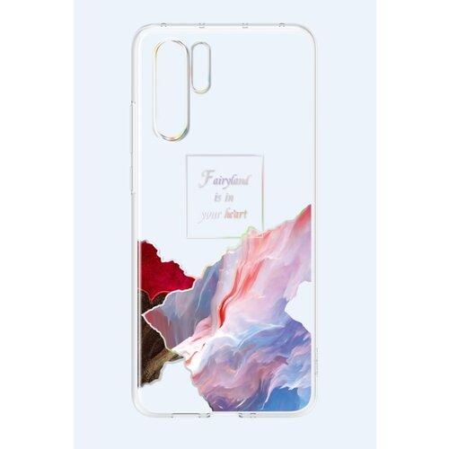 Huawei Original Clear Kryt Floating Fairyland pro Huawei P30 Pro (EU Blister)